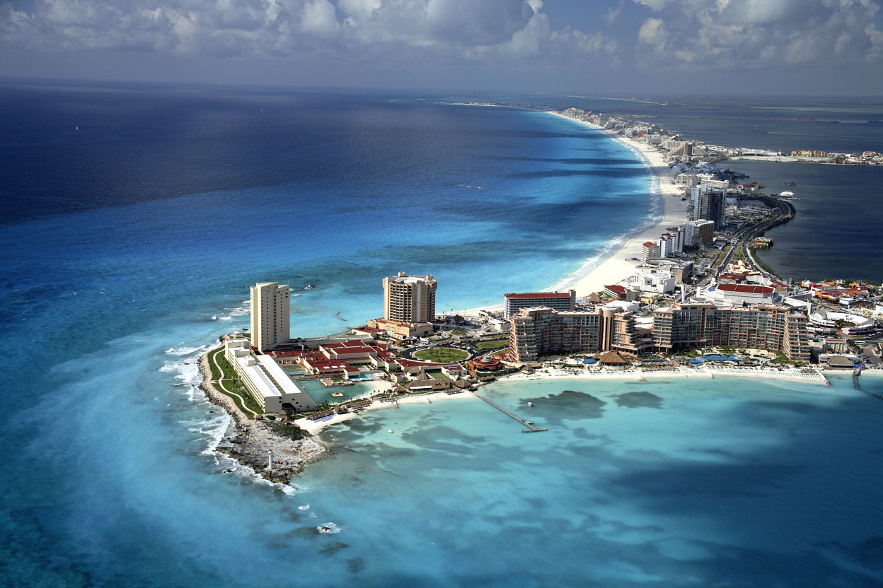 Mexicos Most Beautiful Cities Cancun