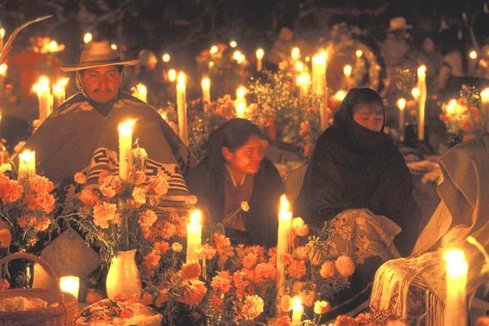 la fête des morts (día de los muertos) | a la découverte du