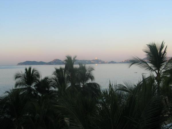 La baie d\'Acapulco