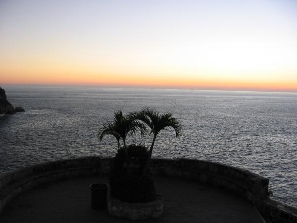 La Quebrada, au nord d\'Acapulco.