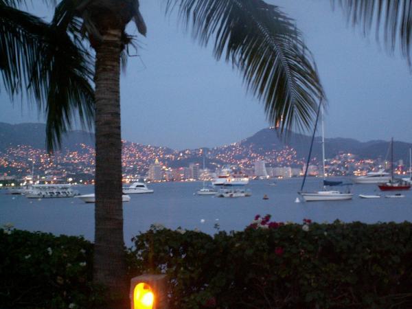 Acapulco le soir