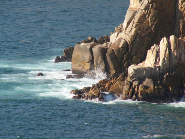 Quelque part a Acapulco!