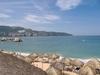 Une vue sur la baie d'acapulco