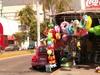 Coccinelle, Coca-Cola, jouets de plages Colorés