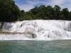 Les chutes d'Agua Azul.