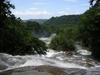 Les chutes d'Agua Azul