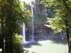 A quelques kilomètres de Agua Azul, La chute de Misol-Ha...