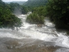 Agua Azul,juillet 2006