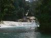 Dans les Chiapas, un magnifique site : Agual Azul