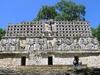 Yaxchilan. La Grande acropole de Yaxchilan