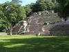 La pyramide de Bonampak