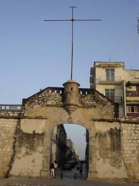 Puerta de Campeche 1