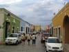 Rue joliment colorée