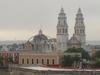 Cathédrale de Campeche au petit matin