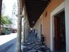 Arcade proche du zocalo de Campeche