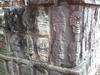Détail Mur des Crânes Chichen Itza