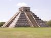 Chichén Itza, la pyramide de Kulkulcan