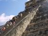 Pyramide du Soleil a Chichén Itza