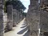 La place des colonnes