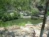 Le cenote à ciel ouvert, près de Chichen Itza