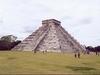 Chichen Itza : la pyramide de Kukulkán