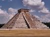 Chichen Itza, la pyramide de Kukulkán, toujours aussi grande et majestueuse