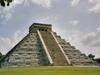 La grande pyramide de Chichen Itza (Kukulkán)
