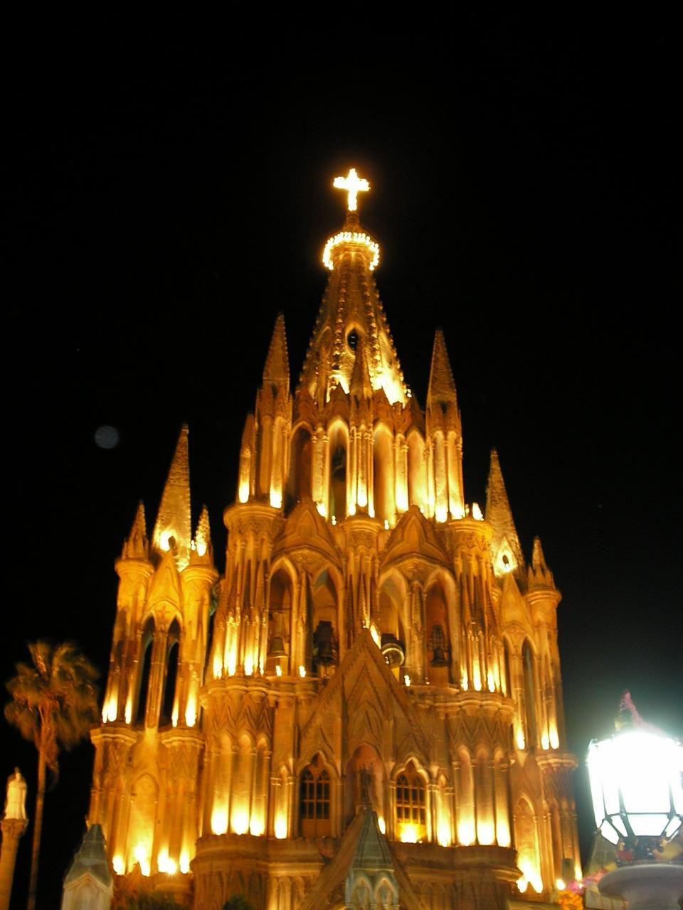 San Miguel de Allende pendant le dia de los muertos le 01/11/2005