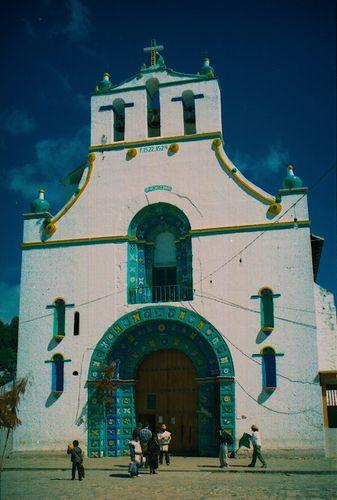 L\'église de San Juan Chamula, un lieu mystique