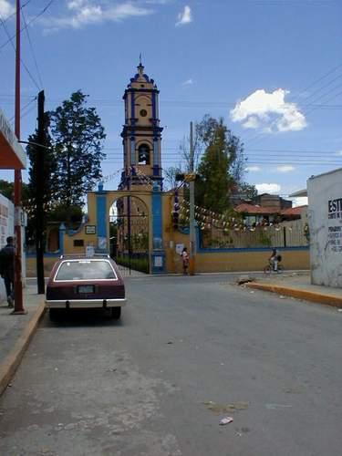 L\'église traditionnelle de la ville