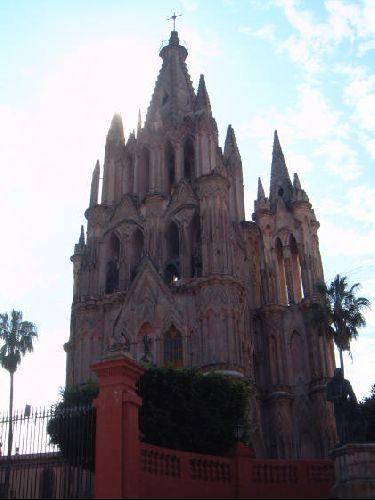 Les eglises ont de multiples formes au Mexique