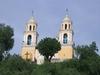 Eglise Nuestra Señora de los Remedios à Cholula