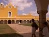 Monastère Saint-Antoine de Padoue à Izamal