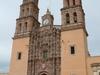 Eglise à Dolorès Hidalgo