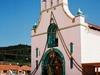 Une église que l'on peut trouver dans la plupart des villages mexicains