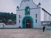 Très belle église avec l'habituel zocalo