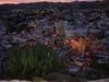 Vista de Guanajuato al atardecer