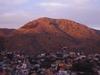 Guanajuato au milieu des montagnes...