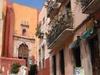 Une petite impasse dans Guanajuato