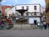 Une belle place dans la ville de Guanajuato