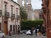 La ville de Guanajuato