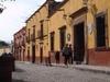 Les rues de Guanajuato sont très colorées