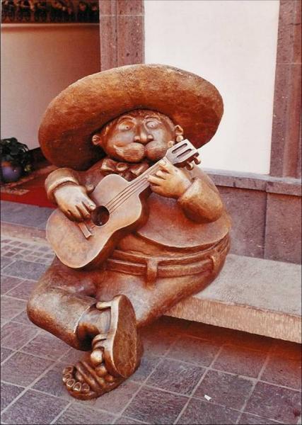 Un charmant mexicain à Tlaquepaque