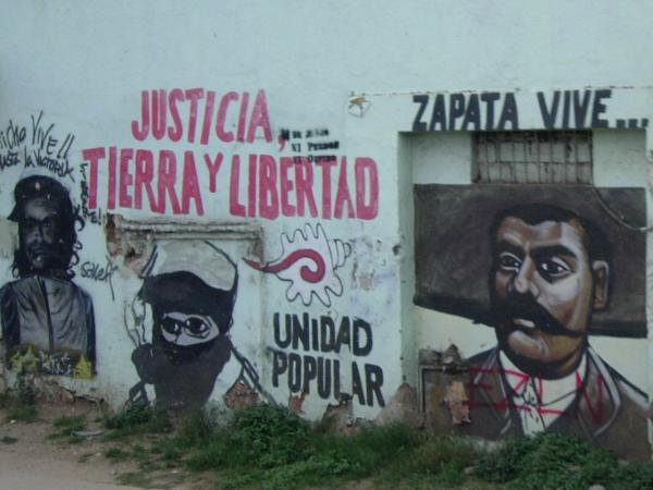 Réunion de révolutionnaires