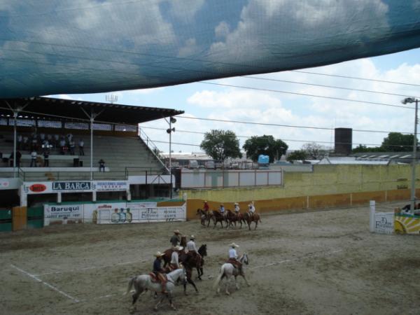 La Charreria, le sport national du Mexique