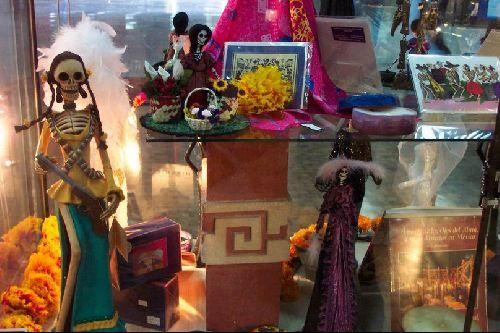 La fête des morts ne fait pas peur aux mexicains
