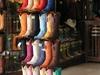 Etal de chaussures à Chihuahua