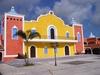 Non insolite, mais couleurs typiquement mexicaines