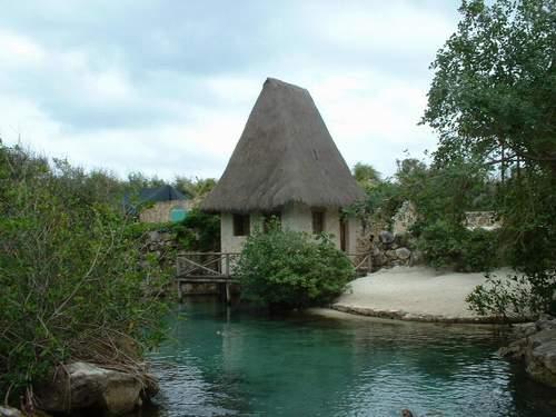 Une cabane près d\'Excaret