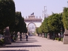 Arco triunfal de la ville de Léon...